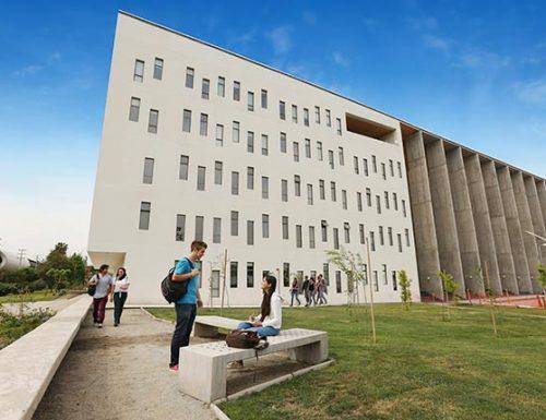 Exitoso comienzo de la carrera de Arquitectura USM en Campus San Joaquín