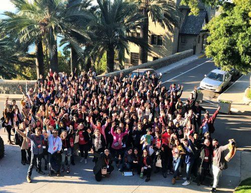 Realizan exitoso XI Encuentro Nacional de Fundación Enseña Chile en la USM