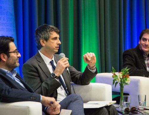Ministro de Ciencia destaca el rol de centros de investigación de excelencia del país en evento USM