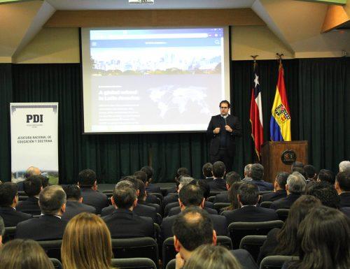 USM y PDI realizan seminario internacional sobre seguridad nacional
