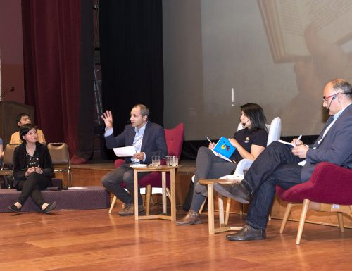 Comunidad dialoga sobre la importancia de las humanidades en la formación científica en la USM