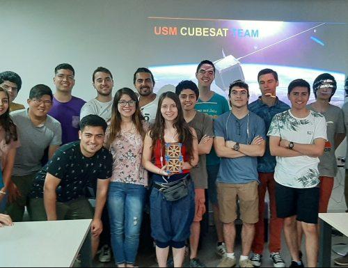 Equipo USM CubeSat es seleccionado para competencia en Brasil