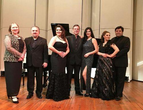Temporada Artística USM presenta gala lírica de Tres Sopranos y Tres Tenores Chilenos