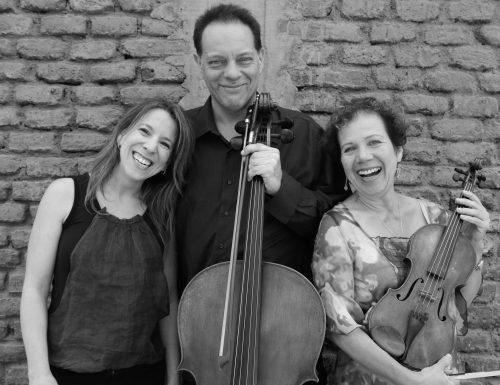 Temporada USM presenta concierto del Trío Programático